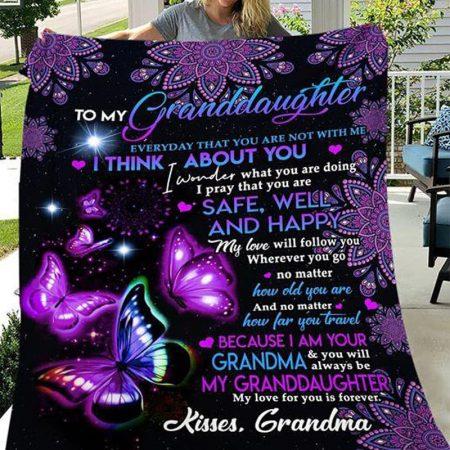granddaughterblanket