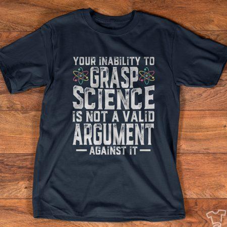 graspscienceshirt