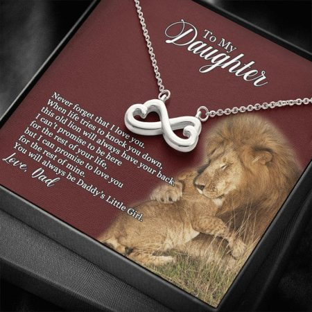 tomydaughterlionnecklace